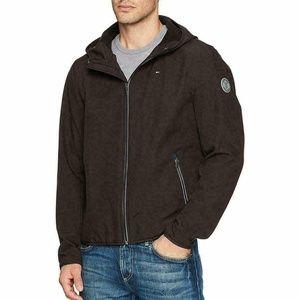 $160 Tommy Hilfiger Men's Hooded Soft Shell Jacket